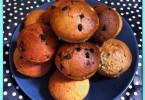 יםמיני-מאפינס שוקולד צ'יפס טבעוניים ומשגע