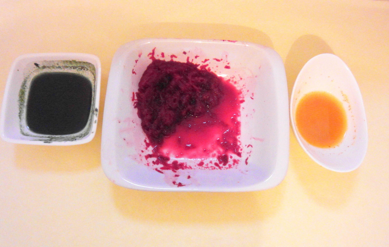צבעי מאכל טבעיים טבעוניים מתכון של השוחטת הטבעונית יעלי שוחט