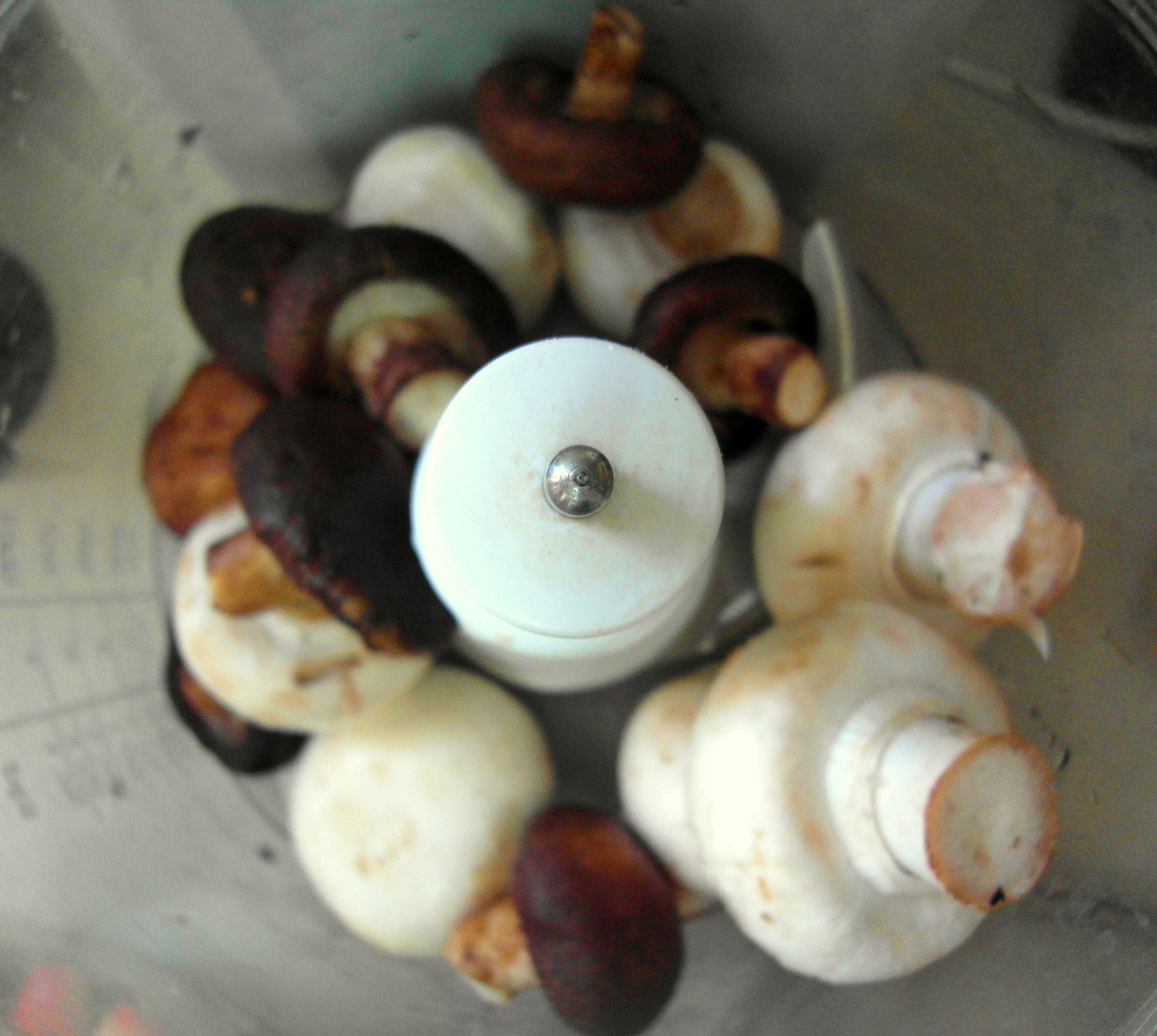 בורגר עדשים פטריות טבעוני מתכונים טבעוניים של השוחטת הטבעונית יעלי שוחט