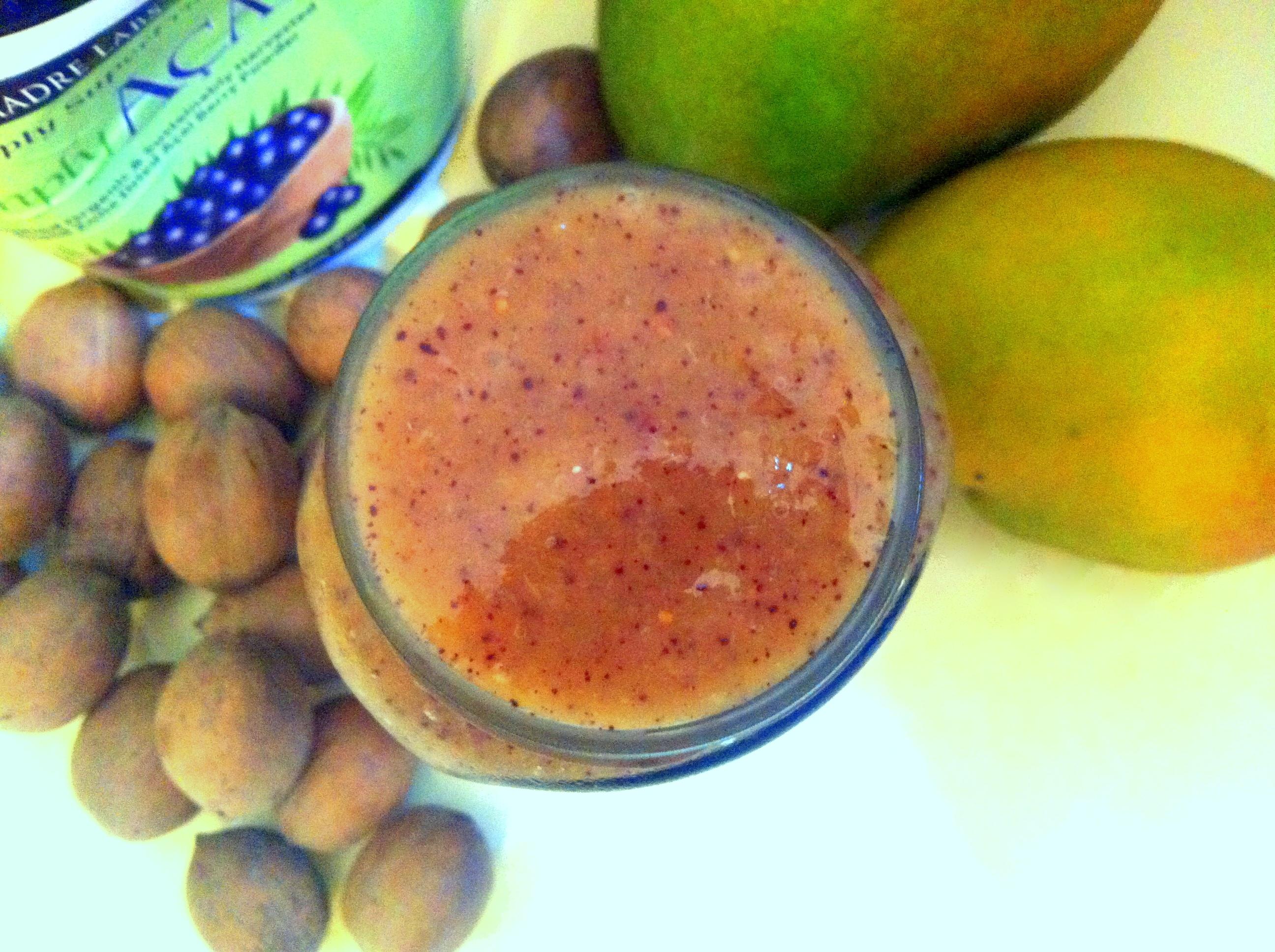 שייק אסאי תאנים – שייק בלי בננות! מתכונים טבעוניים השוחטת הטבעונית יעלי שוחט http://veganslaughterer.co.il