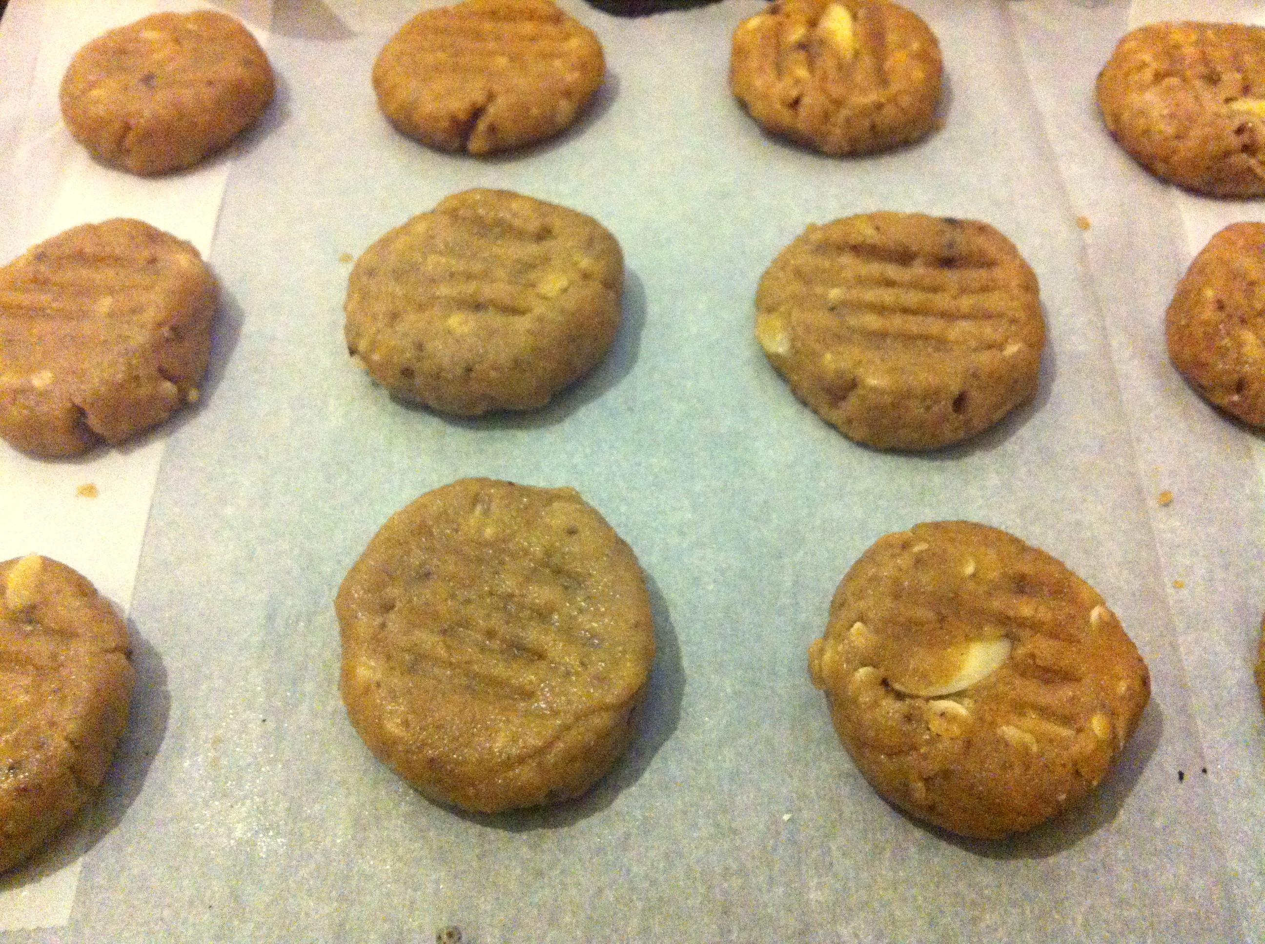 עוגיות טחינה טבעוניות מהאגדות מתכונים טבעוניים השוחטת הטבעונית יעלי שוחט 3